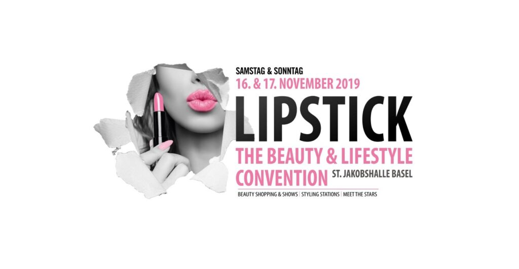 Lotion-Bow auf der Lipstick Convention 2019